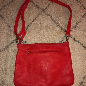 Street Level Bags - Street level red purse